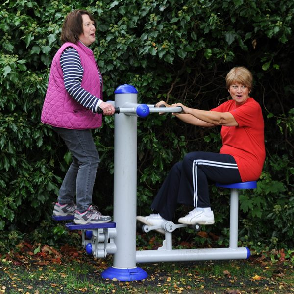 SD304a Combined Fitness Bike and Stepper