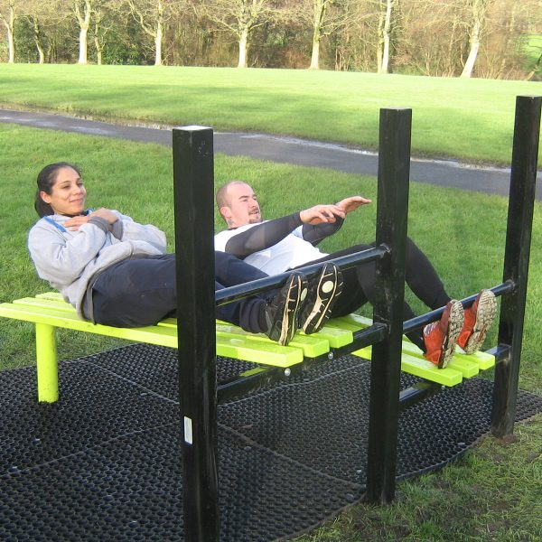 AF06-2 – Double Abs Bench